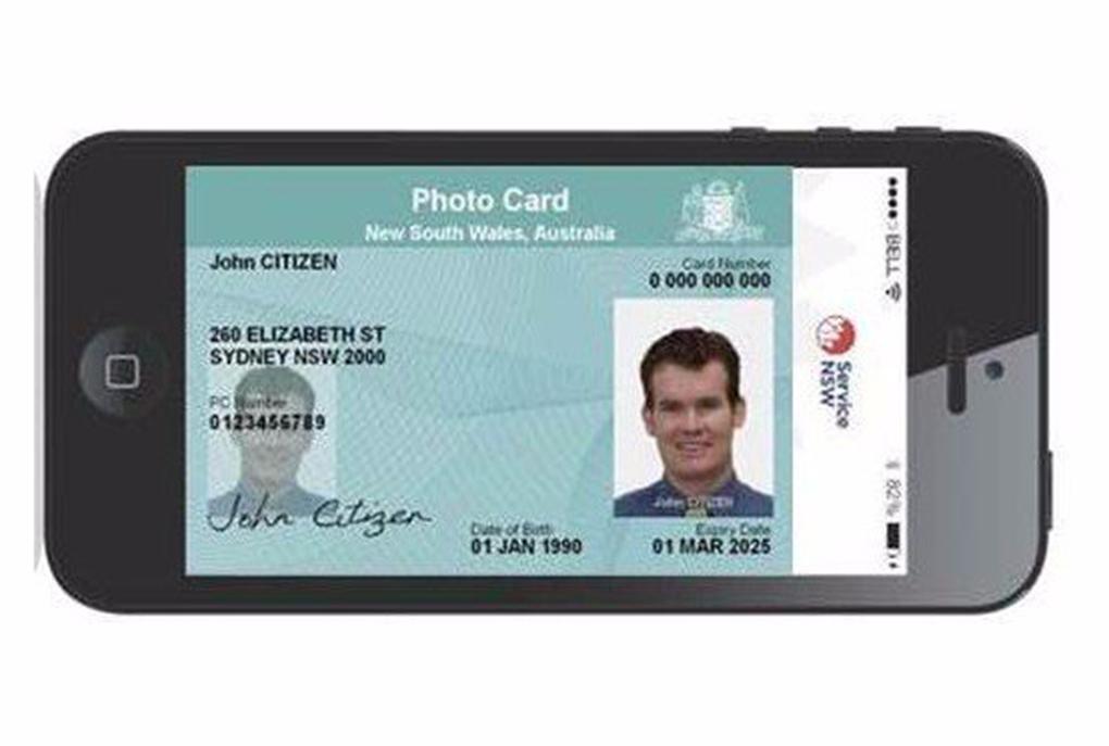 NSW digital Photo ID