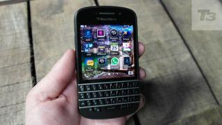 BlackBerry Q10 review | T3