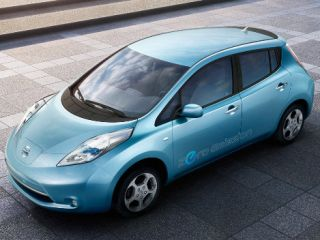 All-electric Leaf to please lungs and hippies from 2010