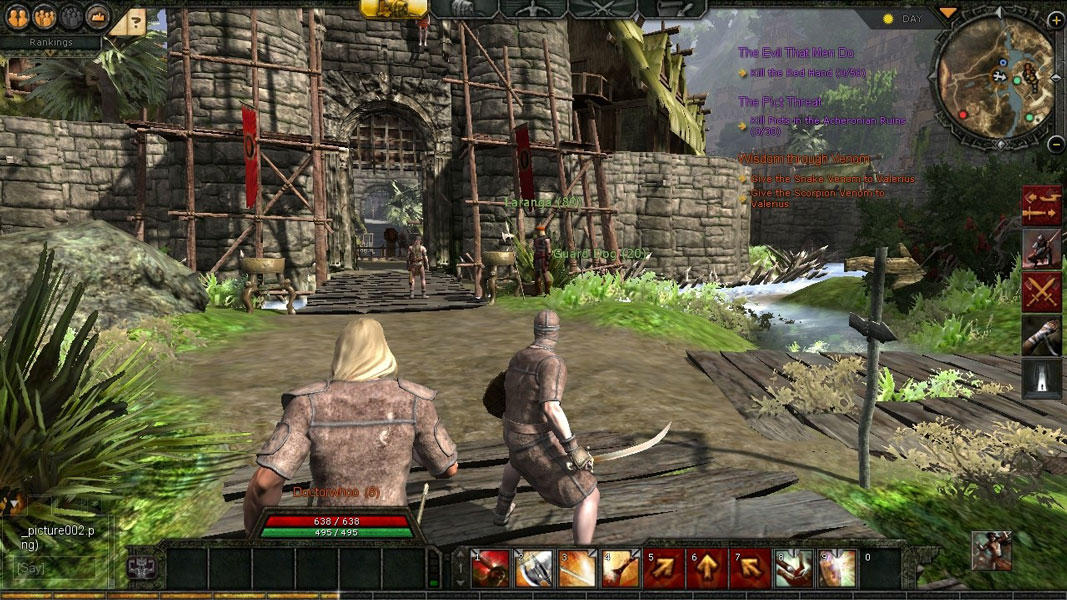 16 of the best free to play mmos pc gamer