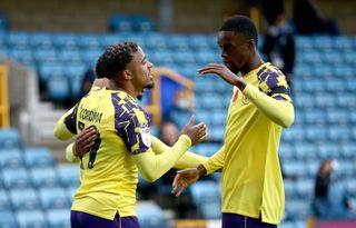 Millwall v Huddersfield Town – Sky Bet Championship – The Den