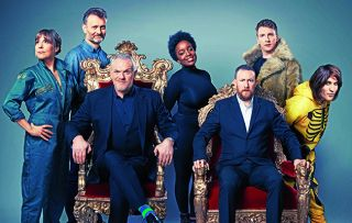 The surreal, silly challenge series returns, with one of the most inspired presenter pairings – the almost professorial Alex Horne and noisy show-off Greg Davies – again driving the action.