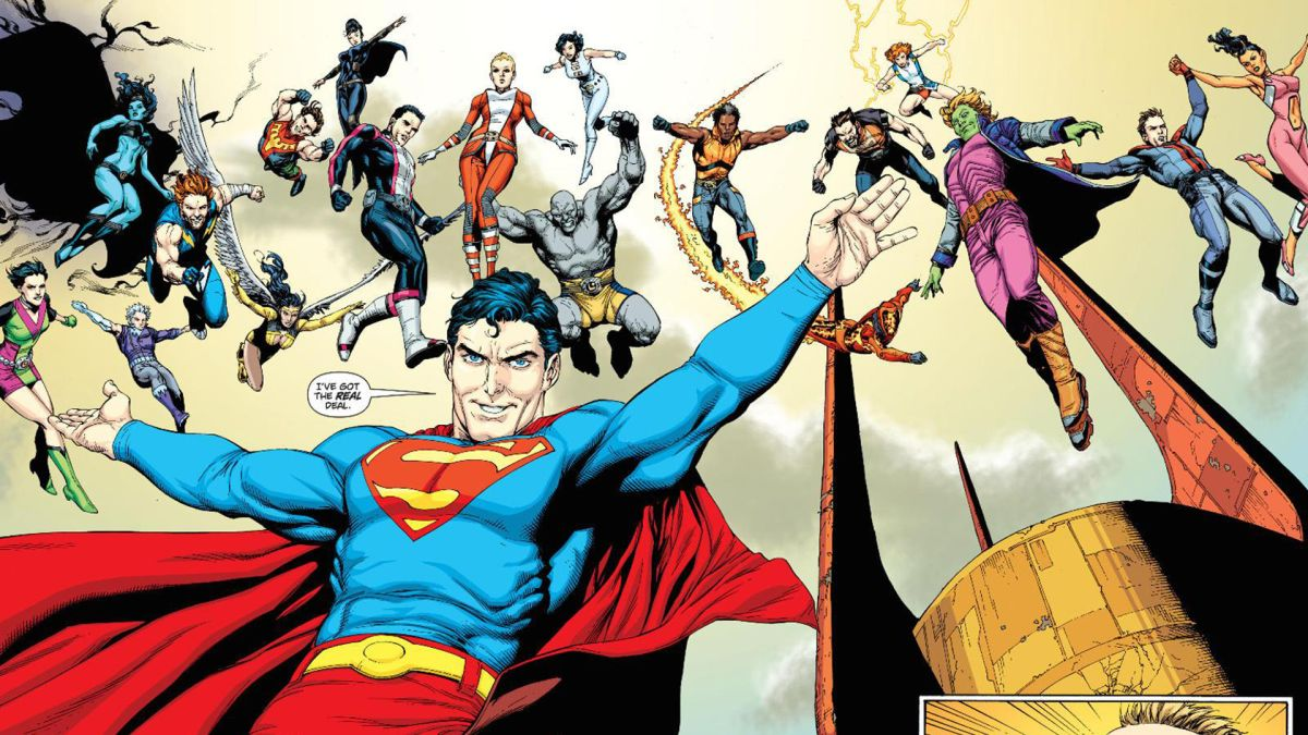 The best Legion of Super-Heroes stories of all time