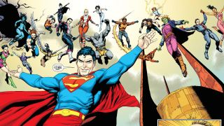 The greatest stories of DC's premier teen team from the future, the Legion of Super-Heroes