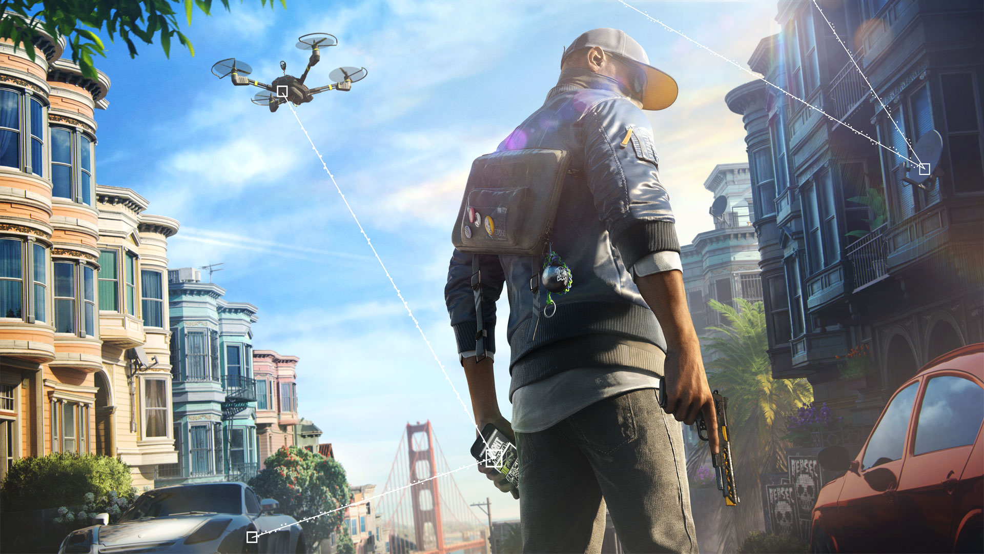 Watch Dogs 2 Is Free On Pc During The Ubisoft Forward Event Here S How To Get It Techradar