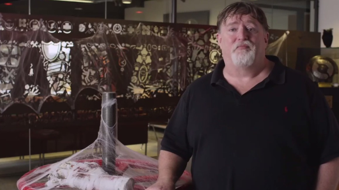 Gabe Newell answers questions about paid mods on Reddit | PC