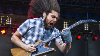 On being called a prog band Claudio Sanchez says that Coheed And Cambria are really a wolf in sheep s clothing