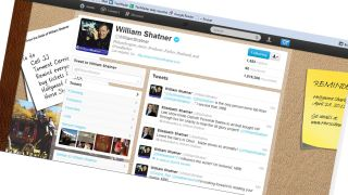 One More Thing: Shatner takes Twitter on a lunch date