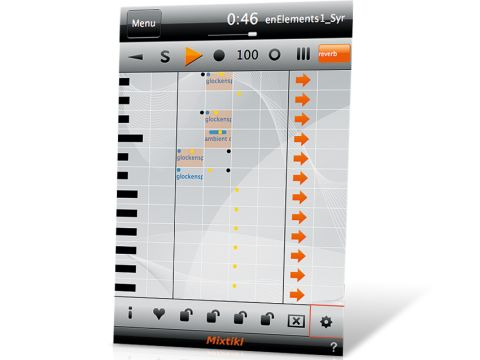 Mixtikl 4 offers an improved interface, though some flaws remain.