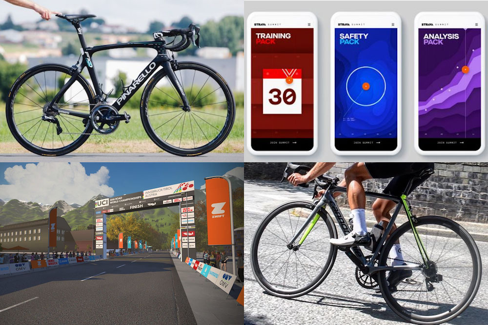 Tech of the week: Tour bikes, new Strava packages and a new Defy