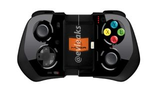 Moga Ace Power gaming pad for iPhone pictured, bringing own battery power