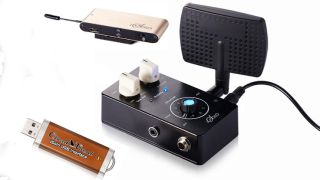 The world's smallest wireless mic could redefine your acoustic guitar sound
