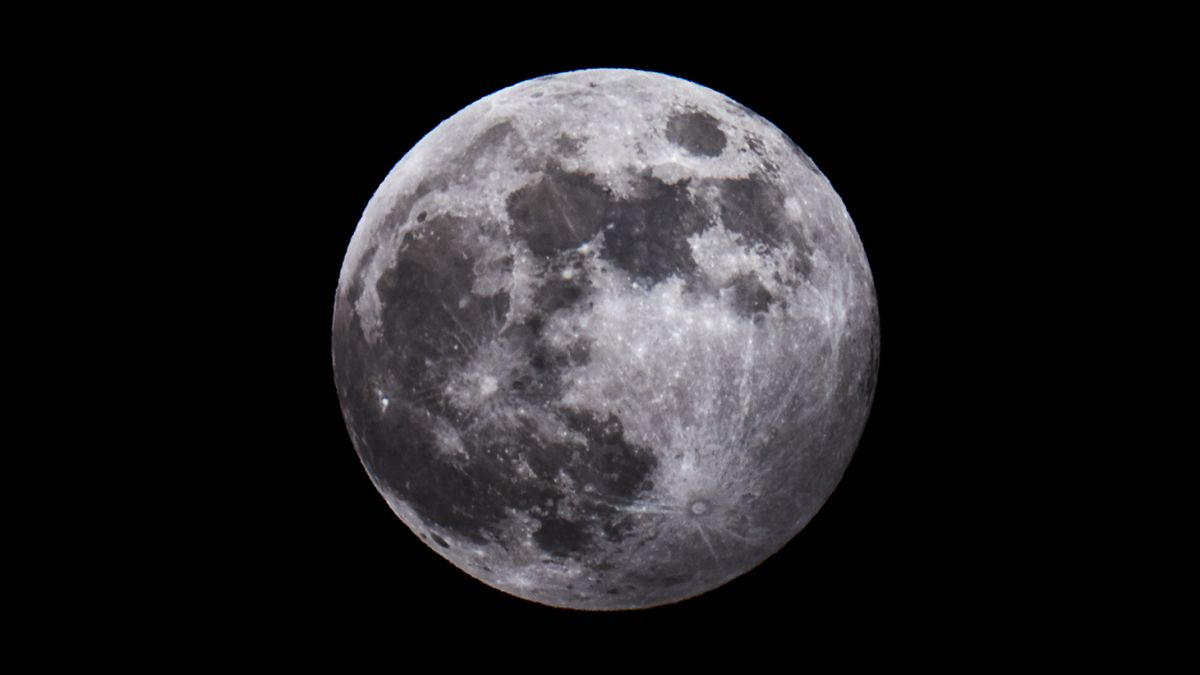 A Beaver Full Moon lunar eclipse occurs Monday. Here's what to expect.
