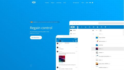 Nextcloud 15 review