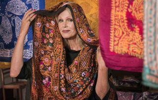 Joanna Lumley's Silk Road Adventure begins in Venice