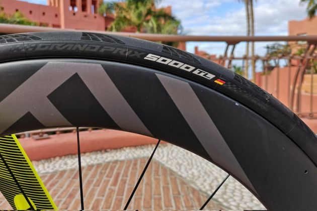 e8023f426b Continental Grand Prix 5000 clincher and tubeless tyre review review ...