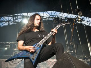 Gojira frontman Joe Duplantier on the French leg of Sonisphere 2011