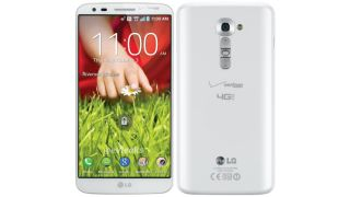 LG G2 White Leak