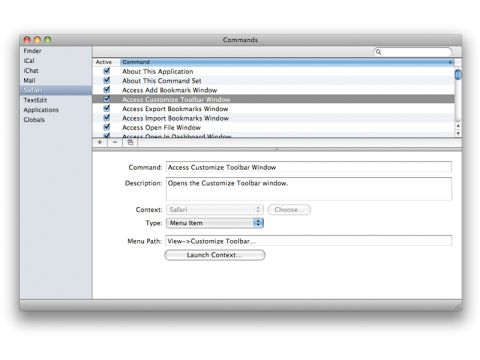 MacSpeech Dictate 1.2-Main
