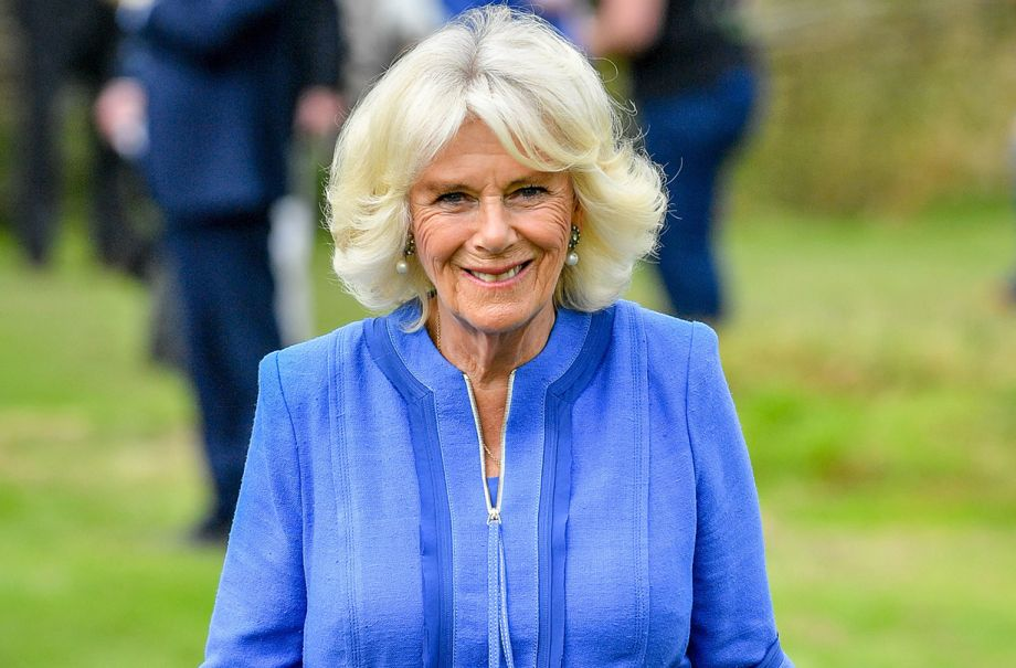 camilla duchess cornwall stuns white outfit royal engagement chelsea hospital