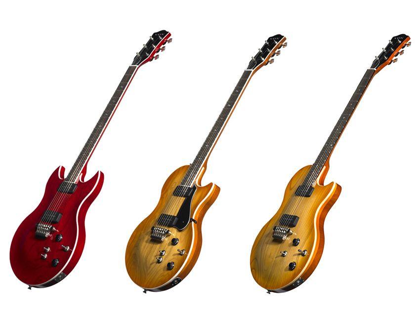 namm 2010 vox announces new electric guitars musicradar. Black Bedroom Furniture Sets. Home Design Ideas