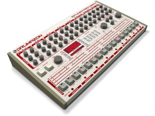 d16's Drumazon does a great job of emulating Roland's TR-909 drum machine.