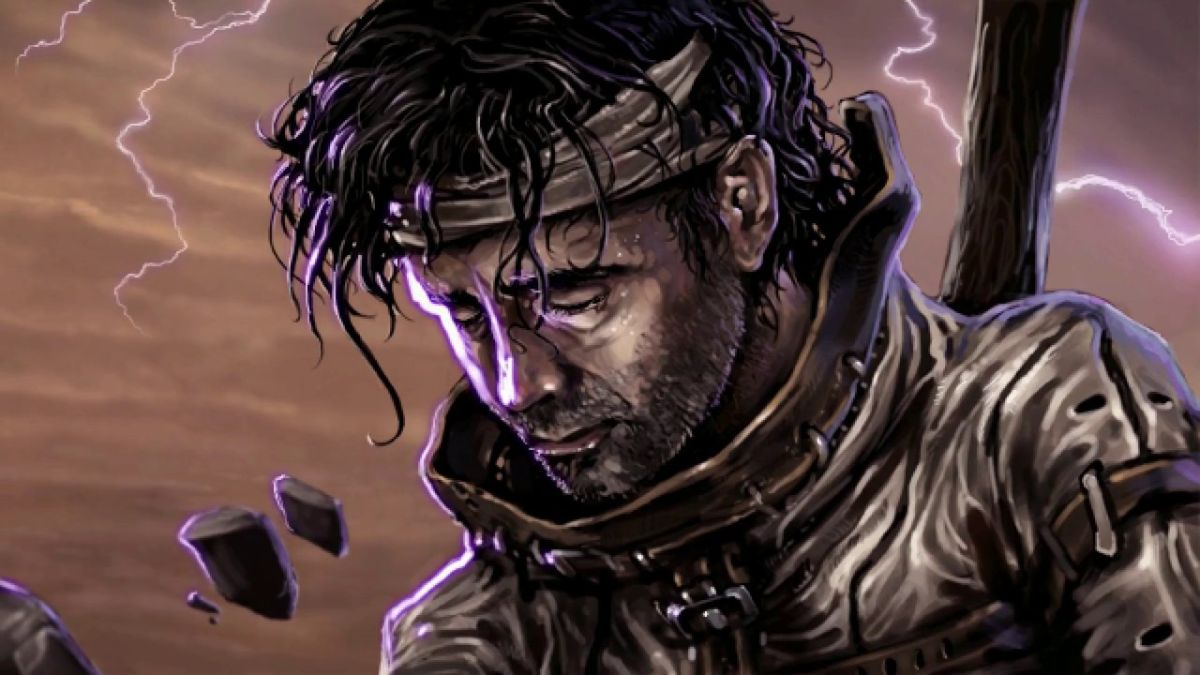 Strangeland is a new point-and-click adventure coming from the makers of Primordia