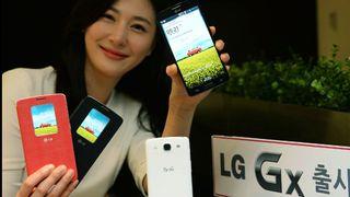 LG Gx leak