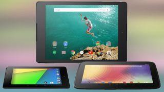 Nexus 7 vs. Nexus 9 vs. Nexus 10