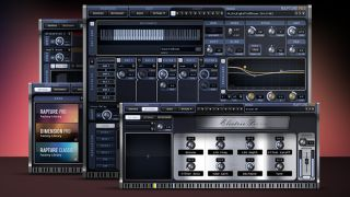 Rapture Pro is said to be for musicians of all abilities.