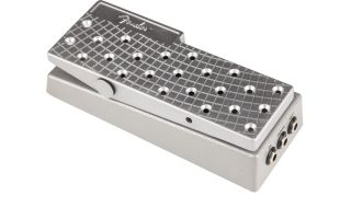 The pedal is made of die cast aluminium and looks set to last a while