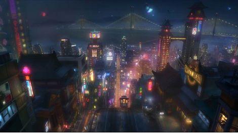 Disney announces first animated Marvel movie