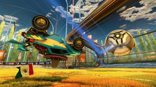 Rocket League now has Xbox One/PC cross-play
