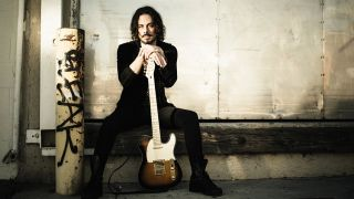 Kotzen looks back on his rich musical career with a two-CD/DVD set