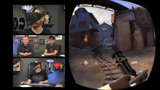 Team Fortress 2 Oculus Rift