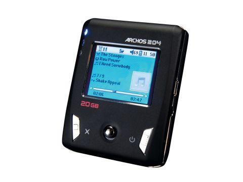 Archos 204 MP3 player review | TechRadar