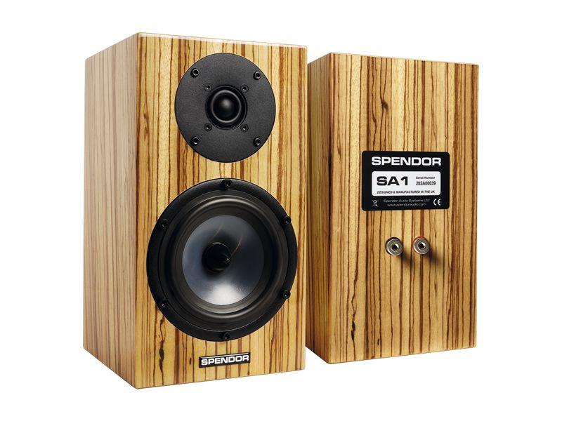 Spendor Sa1 Loudspeaker Review Techradar