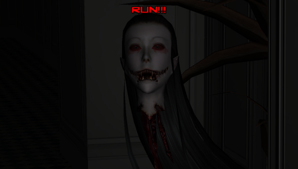 Eyes is the latest Slender-esque horror game I'm too