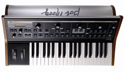 The Little Phatty aims to encapsulate the classic Moog look