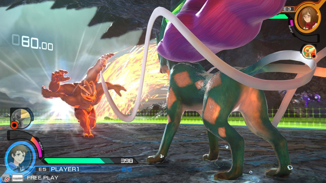 pokken tournament is a pokemon battle unlike anything you ve seen
