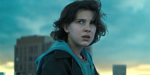 Millie Bobby Brown as Madison Russell in Godzilla: King of the Monsters