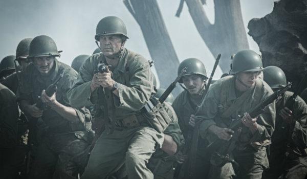 Mel Gibson Hacksaw Ridge Vince Vaughn