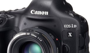 Canon s 1DX