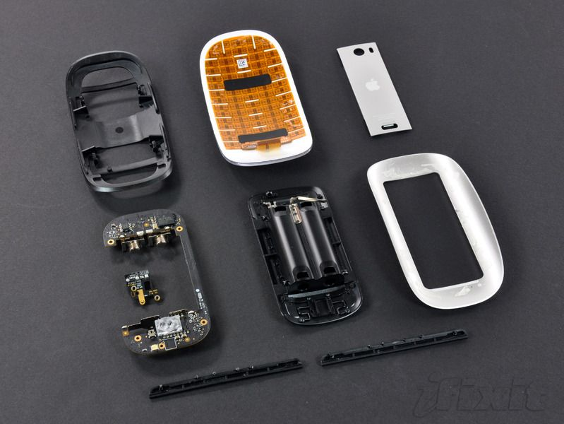 Magic Mouse Teardown Reveals Extra Intelligence Techradar