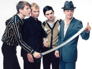 Franz Ferdinand: Tonight belongs to them.