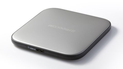 Freecom Mobile Drive Sq TV review