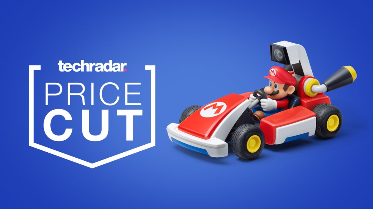 Mario Kart Live: Home Circuit drops to lowest price yet in Amazon's Nintendo Switch deals