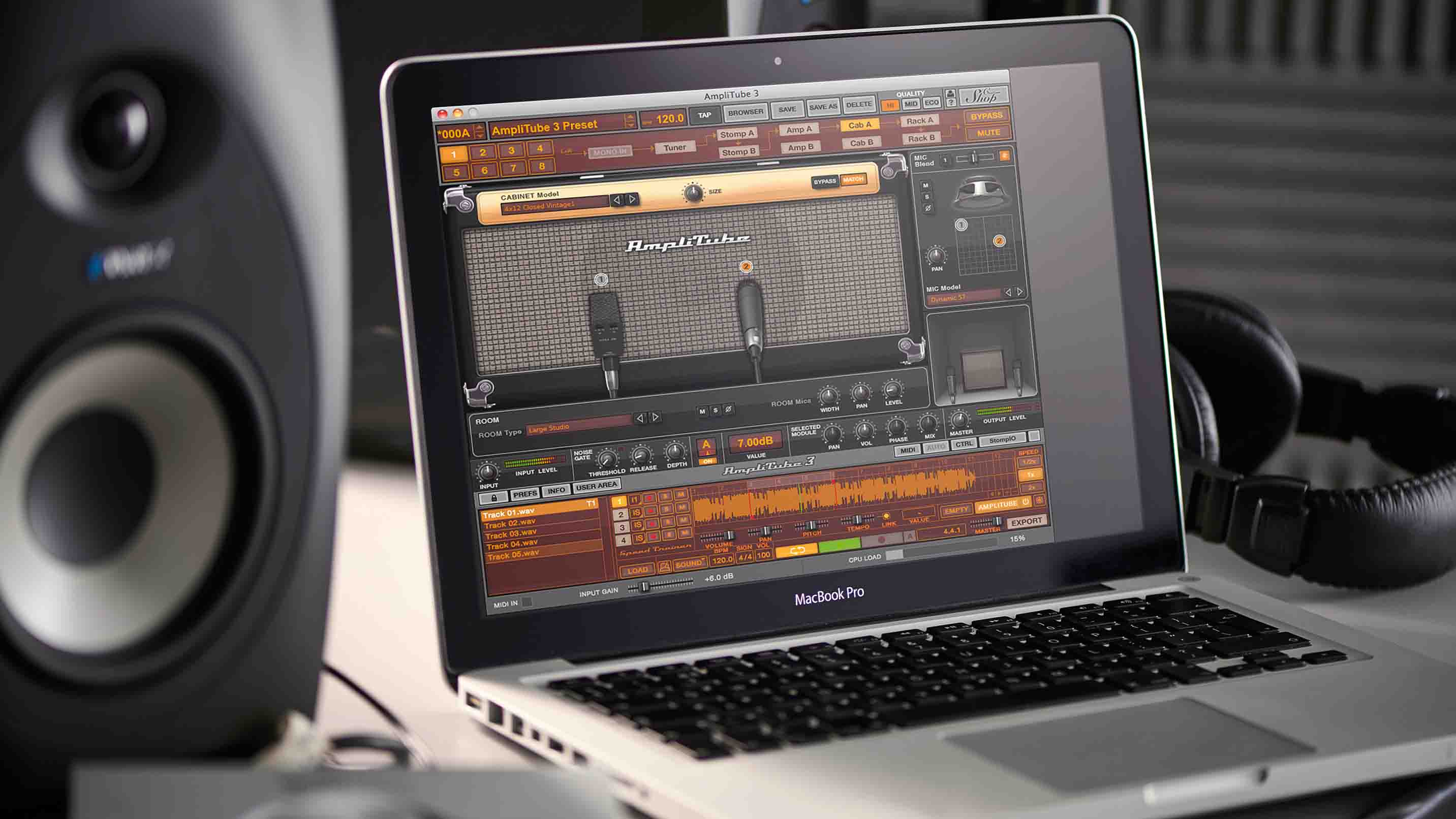 How to record electric guitar using amp modelling plugins