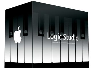 Logic Pro 8 is the main application in the Logic Studio bundle