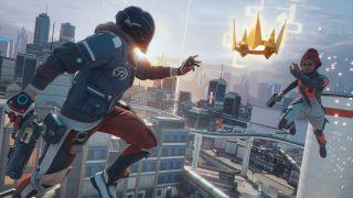 Hyper Scape Ubisoft Battle Royale Crown Rush